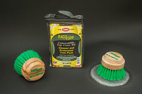 Cloth Cleaners We Partnered With Wolfsteins Maker Of Raggtopp Convertible Care Products To Develop A Customized Premium Top Brush