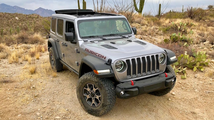 New Wrangler Top Wows Crowds At Naias Haartz Corporation